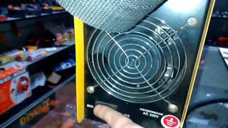 Новый Сварочный инверторный аппарат Чемпион MINI - 200 всего за 1120 грн.(Новый Сварочный инверторный аппарат Чемпион MINI в идеальном состоянии. Цена: 1120 грн. Сайт: http://prof-master.net/ Доста..., 2015-01-03T12:44:10.000Z)