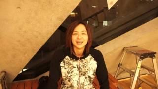 5/4の13:00、5/5の14:00開演の「NEW COMERS」の永田彬さんに意気込みコメントを頂きました。