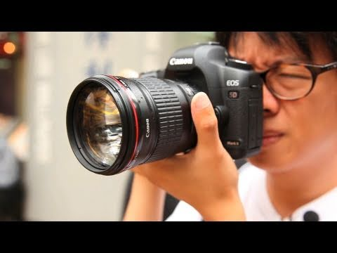 Canon 135mm f/2 L - the Lord of the Red Rings?