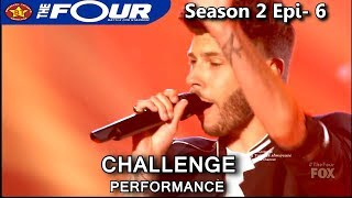 "Video James Graham sings ""Want To Want Me"" Challenge Performance The Four Season 2 Ep. 6 S2E6 download MP3, 3GP, MP4, WEBM, AVI, FLV November 2018"