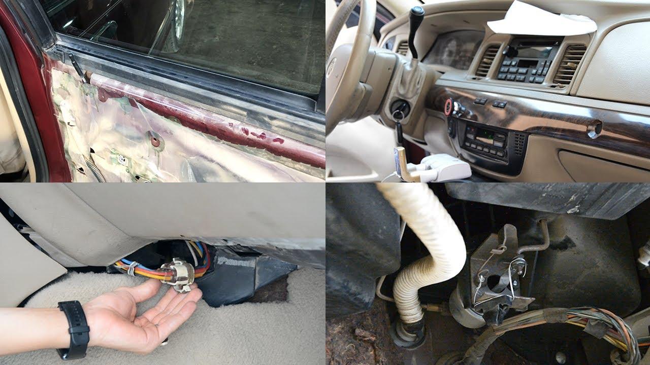 كيف رجعت مكيف سيارتي ثلاجة + حل مشكلة صوت قفل الباب