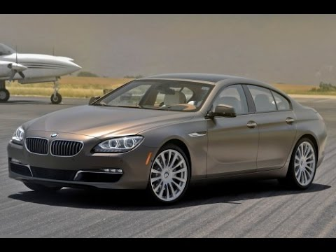 2015 BMW 6 Series 650i Gran Coupe Start Up and Review 44 L Twin