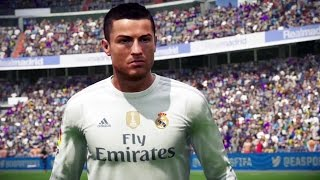 FIFA 16 Real Madrid Trailer