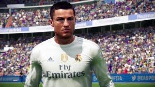 FIFA 16 Real Madrid Trailer