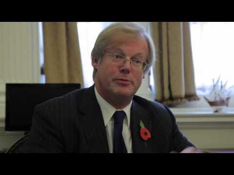 Pride of Place: Sir David Wooton, Lord Mayor of London 2011- 2012