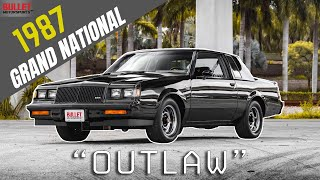 This Modified 1987 Buick Grand National Is An OUTLAW | REVIEW SERIES [4k]