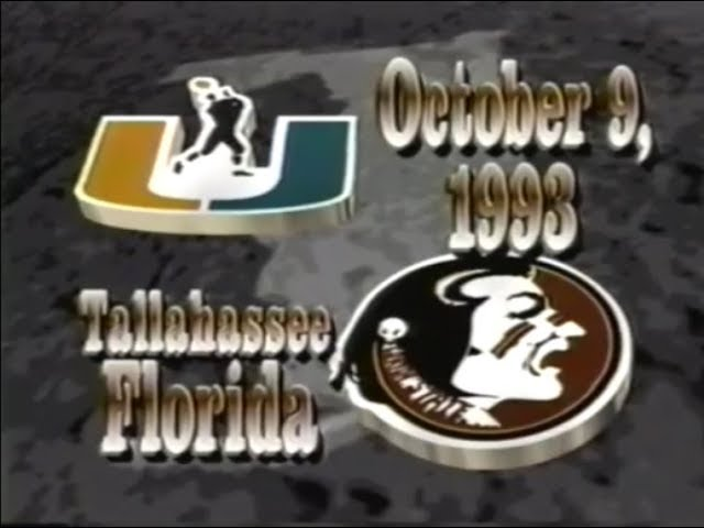1993-fsu-football-vs-miami-highlights