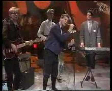 Musikprogram 1980-1992