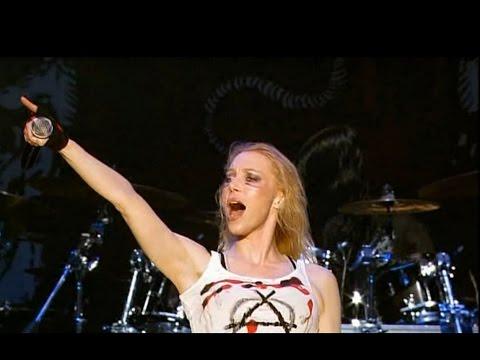 Arch Enemy - Ravenous LIVE