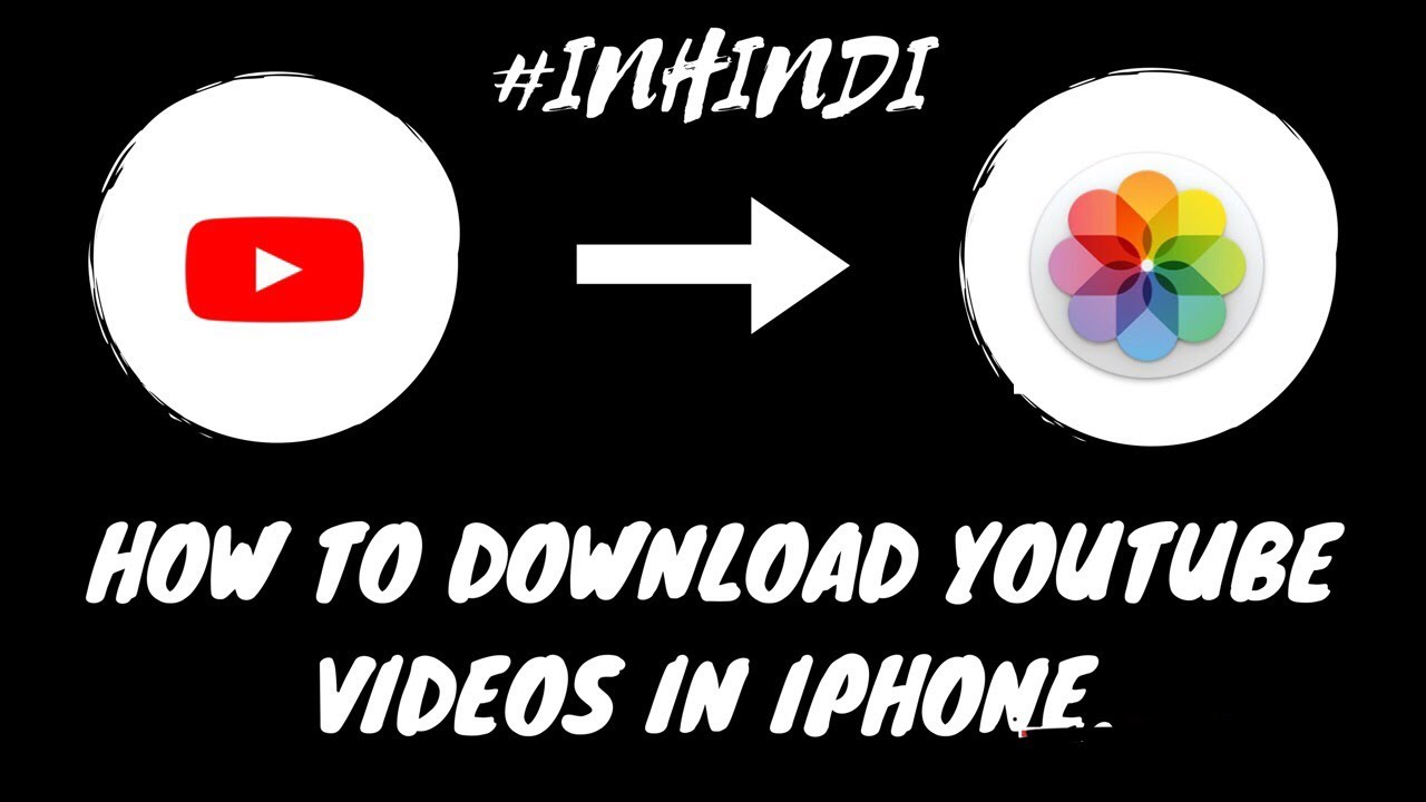 how to download videos from youtube to iphone