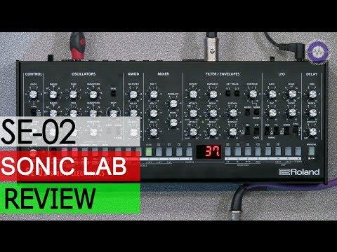 Roland SE-02 Review - Sonic LAB