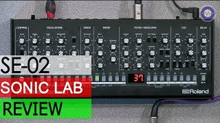 Roland SE-02 Review - Sonic LAB
