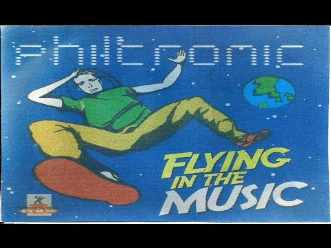PHILTRONIC - Flying In The Music (2003)(CD Completo) [Planeta Mix]