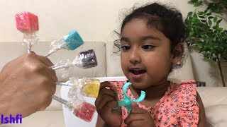 Pre School Toddler Ishfi's New Lollipop Collection