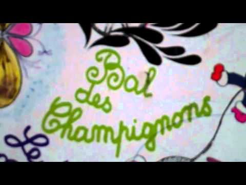 Anne Sylvestre Le Bal des Champignons