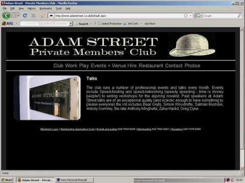 The John Adam Street Gang: Ark and the Adam