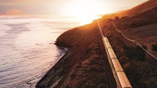 Experience The Beauty of Southern California by Train