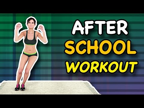 After School Workout at Home - 13 Minutes