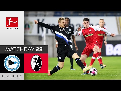 Arminia Bielefeld Freiburg Goals And Highlights