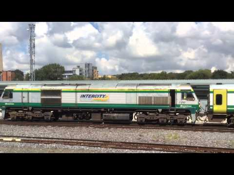 Looking at Ireland's railways August 2015