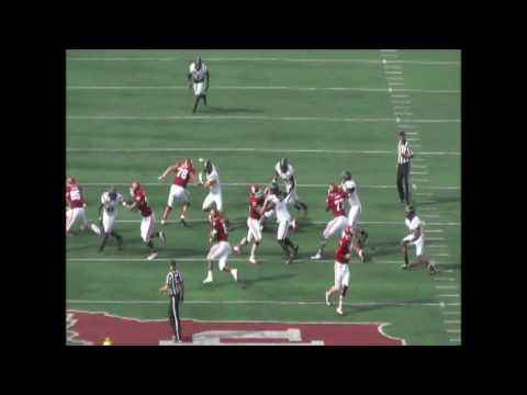 DJ Cameron Southern Illinois Football Highlight