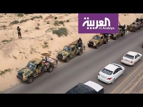 ترمب بشيد بدور الجيش الليبي في مكافحة الإرهاب  - نشر قبل 5 ساعة