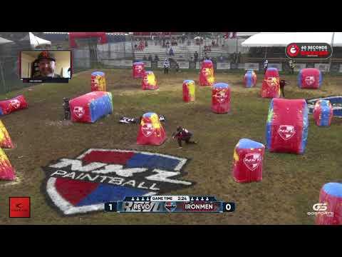 60 Seconds After The Buzzer - Ironmen vs. Revo Atlantic City Open