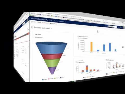 Microsoft Dynamics 365 - CRM demo