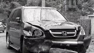 Latest honda Cr-v accident car