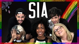 [MEDLEY] SIA : THE GREATEST, CHANDELIER, CHEAP THRILLS, ELASTIC HEART…