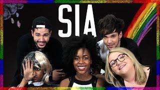 Medley Sia : The Greatest, Chandelier, Cheap Thrills, Elastic Heart…