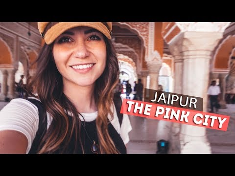 JAIPUR was such a SURPRISE!!  | India Travel Vlog
