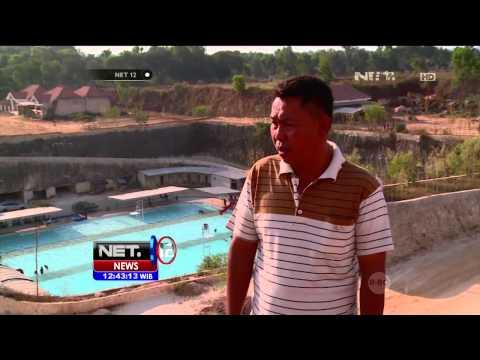 Keindahan Wisata Alam Tambang Kapur Bukit Jaddih...