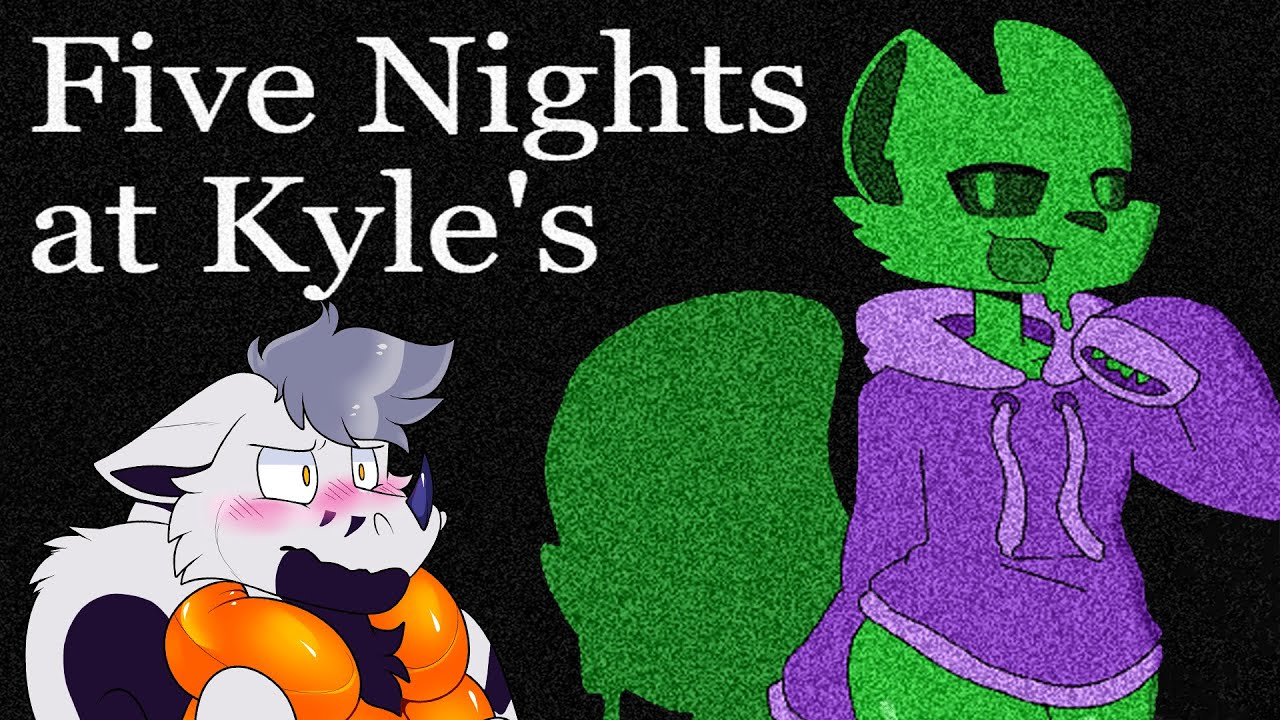 FURRY FEMBOYS AND TWINKS! - Five Nights At Kyle's