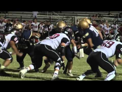 Desert Vista vs. Red Mountain High School Football