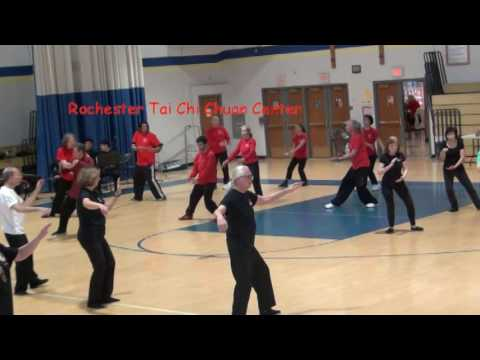 World Tai Chi & Qigong Day 2017  Rochester NY  Highlights
