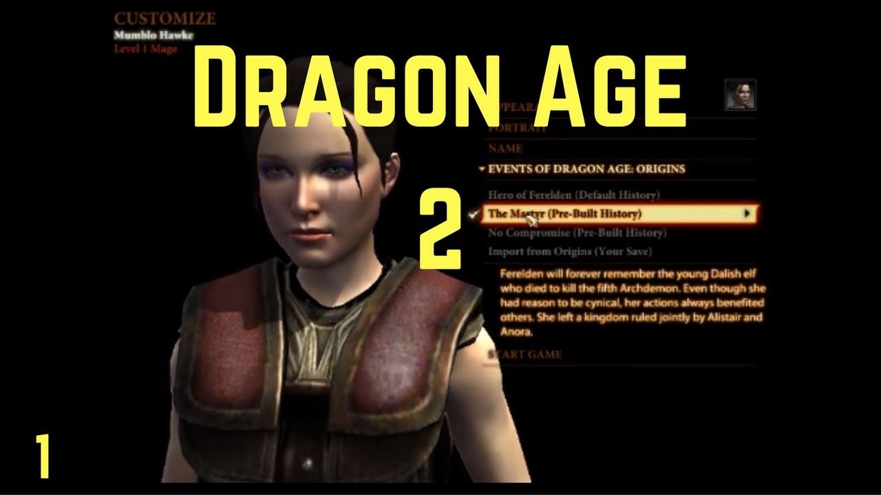 Dragon Age 2: Ep 1