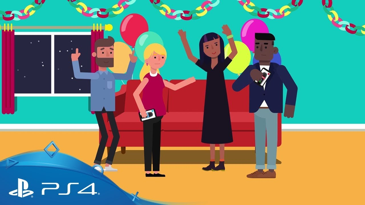 SINGSTAR CELEBRATION | COMECE A PARTY