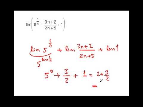Matematik 2 Eğitim Seti | Diziler Ve Seriler - Diziler 2 - Dizilerde Limit | Ekol Hoca