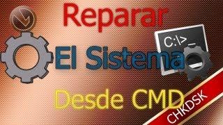 Reparar Errores Del Sistema Desde CMD - ...