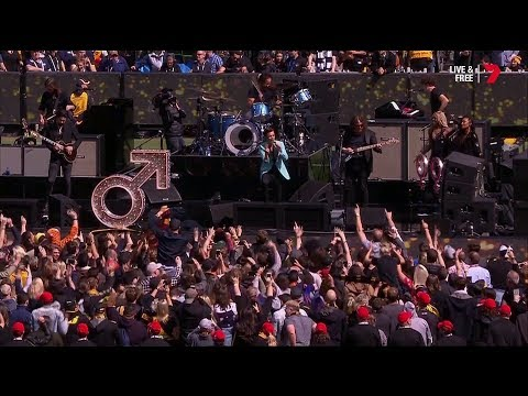 The Killers - 2017-09-30 - AFL Grand Final | Pre-Game | Melbourne Cricket Ground