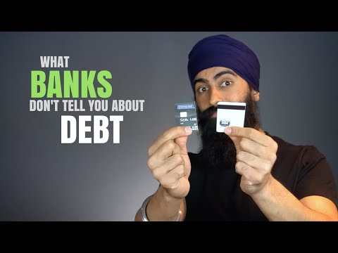What Banks DON'T Want You To Know About Debt