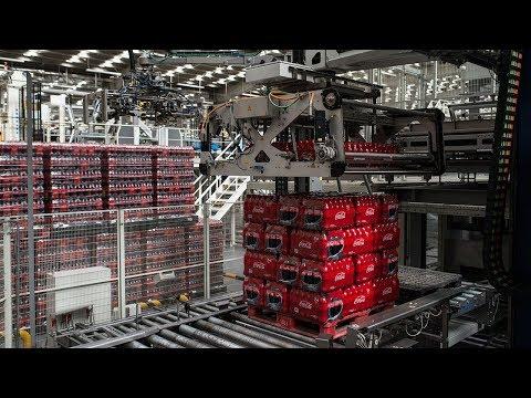 La planta más grande de Coca-Cola Femsa está en México