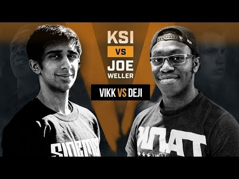 KSI VS JOE WELLER UNDERCARD CARD FIGHTS THAT WERE SUPPOSED TO HAPPEN