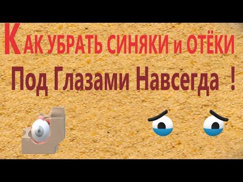 Вопрос: Как лечить синяк под глазом?