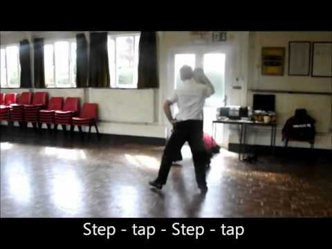 Mayfair Quickstep Sequence Dance Walkthrough