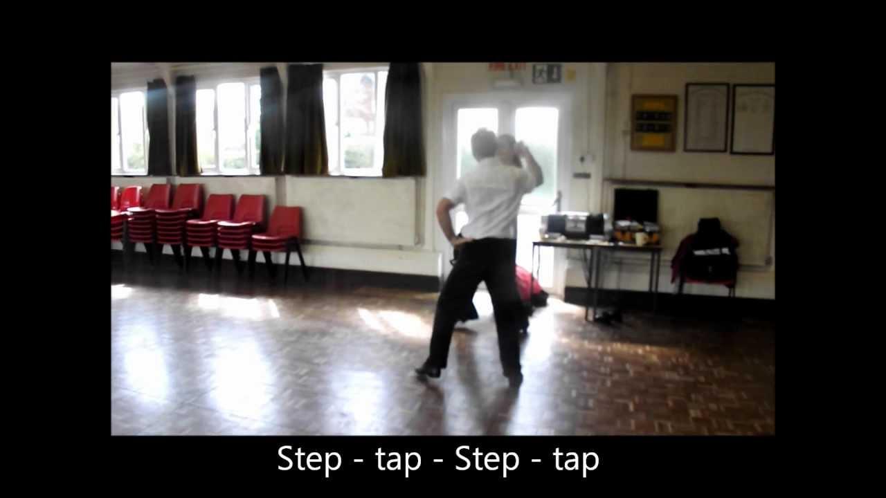 Mayfair Quickstep Sequence Dance Walkthrough Youtube Waltz Steps Diagram