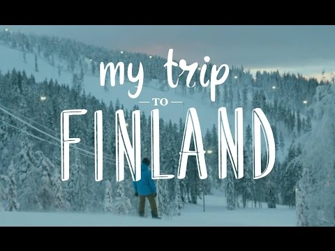My Trip To Finland