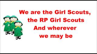GIRL SCOUTS MARCH SONG