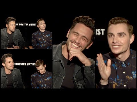 Brothers James & Dave Franco Gush About Each Other + How Amazing Their Mum Is